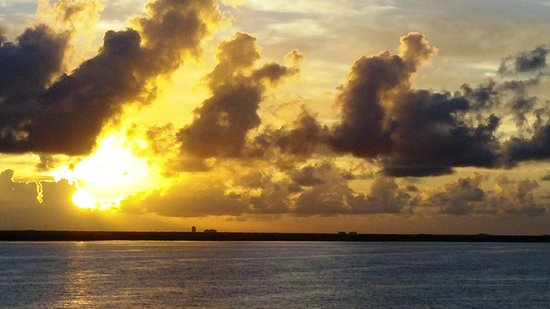 Carnival Pride: Another beautiful sunset