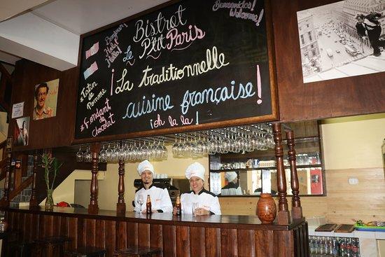 Peru: Buena comida y buena cerveza