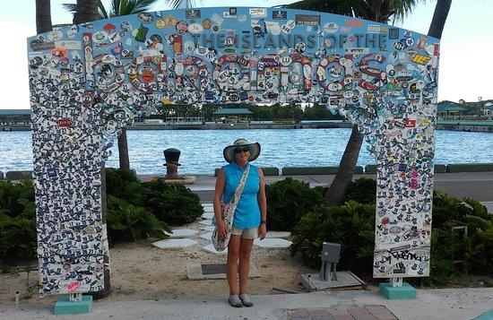 Norwegian Sky: Nassau at cruise ship port