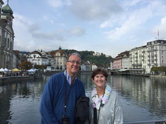 River Empress: Lake Lucerne