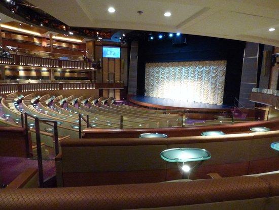 Celebrity Constellations theatre