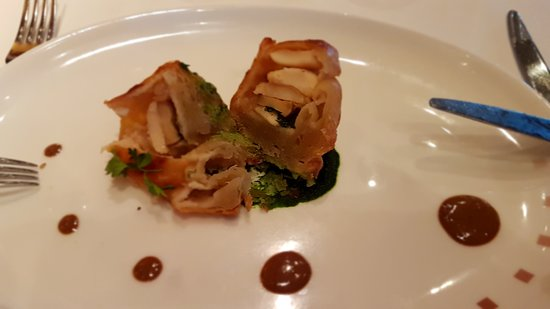 Celebrity Constellation: Scallop Wellington from Ocean Liners