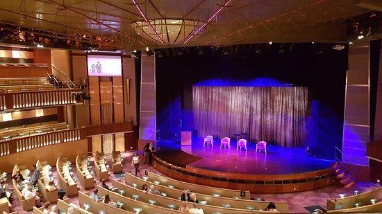 Celebrity Constellation Theatre