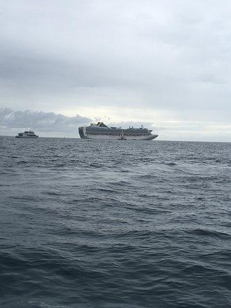 Grand Princess: Ashore at Maui rainy day