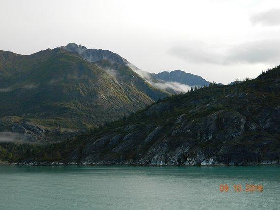 Norwegian Sun: Glacier Bay
