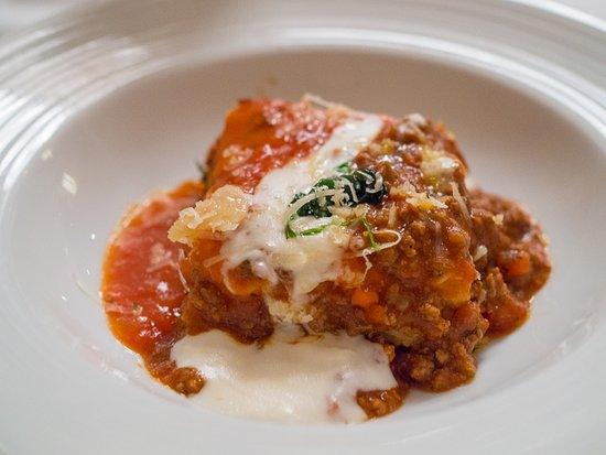 Majesty of the Seas: Lasagna