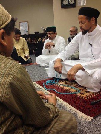 MCC East Bay: Imam Zaid at MCC