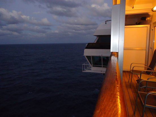 Carnival Conquest: Room 9222 and neighboring room with divider open for cruise makes for a hug