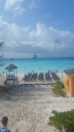 Carnival Glory: Bahamas