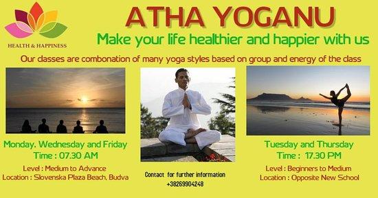 Atha Yoganu