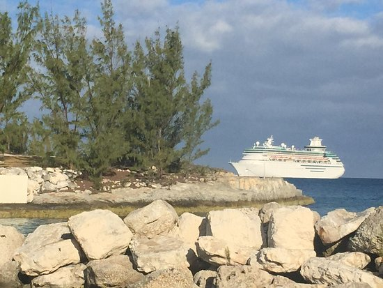 Majesty of the Seas: The ship from CocoCay
