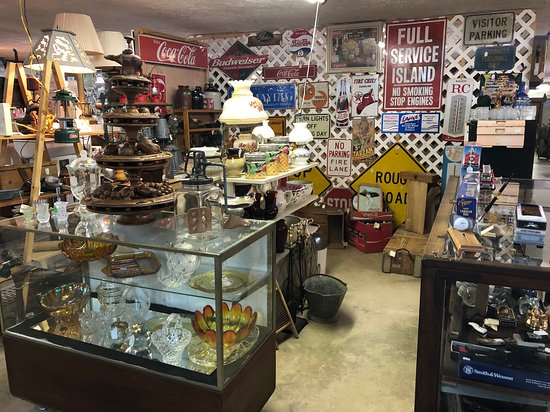 Butler's Antique Mall