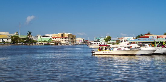 Carnival Glory: Belize Port. I'm sure Belize is wonderful if you get to leave the port.