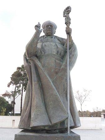 Estatua de D.Jose Alves Correia da Silva