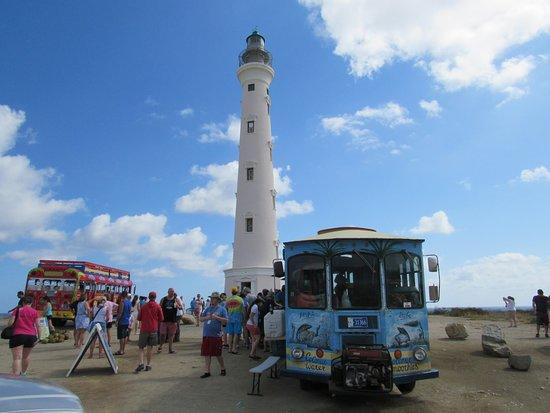 Navigator of the Seas: California Lighthouse on Aruba