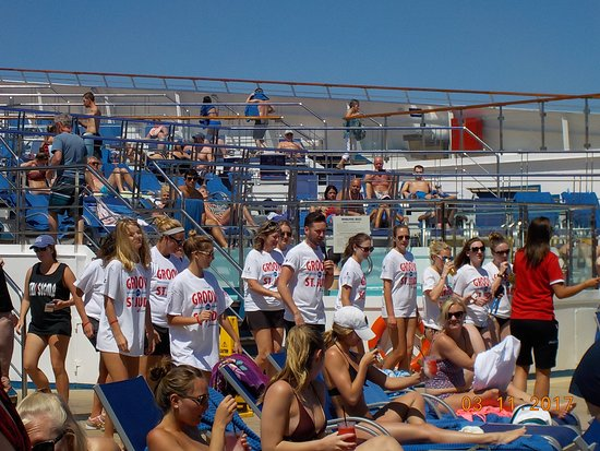 Carnival Conquest: St. Jude Event