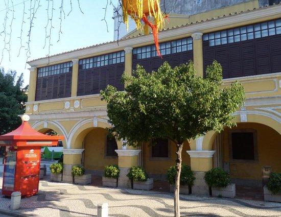 Praca de Ponte e Horta - the Old Opium House