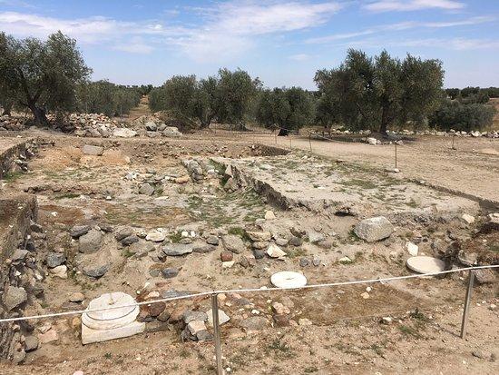 El Yacimiento Arqueológico de Guarrazar