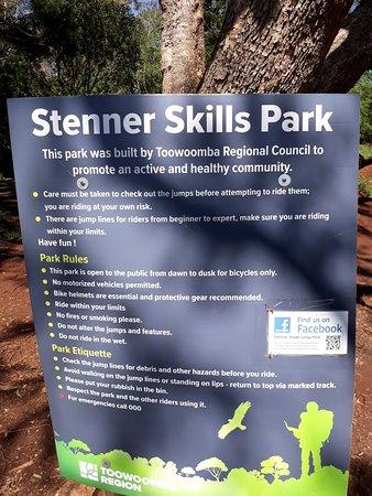Toowoomba, Australie: Stenner Street Bike Park