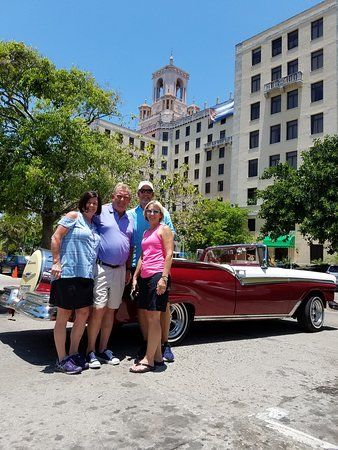 Norwegian Sky: Tour of Havana in a '59 Ford Fairlane...... Sweet!