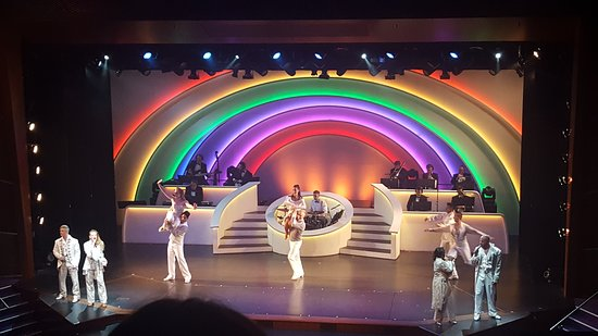 Brilliance of the Seas: Show on board the ship