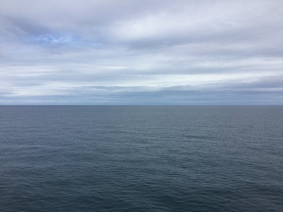 Explorer of the Seas: Somewhere in the middle of Nowhere
