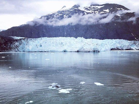 Coral Princess: Margerie Glacier