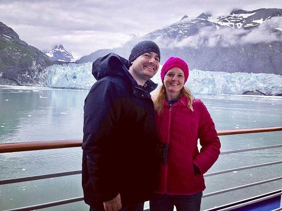 Coral Princess: Magerie Glacier