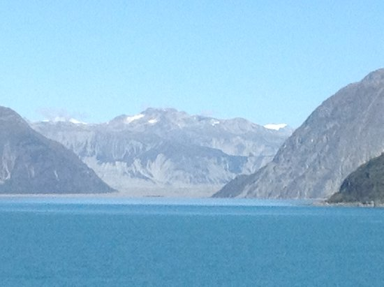 Norwegian Sun: Glacier Bay