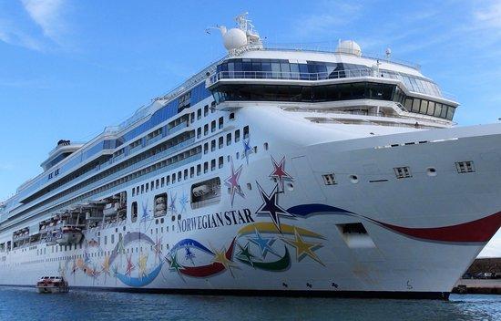 Norwegian Star: Ship