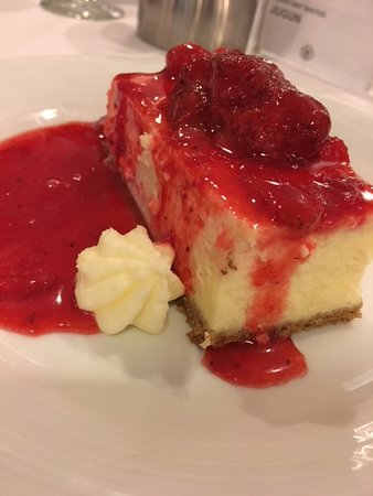 Majesty of the Seas: Cheesecake lover!