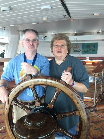 Majesty of the Seas: Exploring the ship