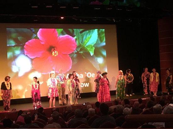 Star Princess: Tiki Dave & Leialoha and their Hula and Ukelele Masters!