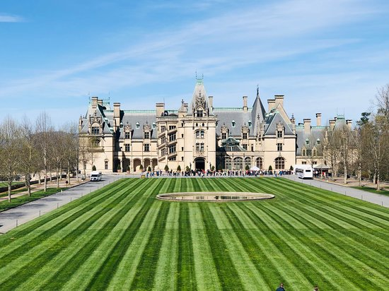 Biltmore: I want this as my home #aimhigh