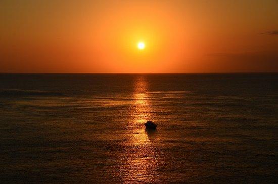 Rhapsody of the Seas: Random sunset
