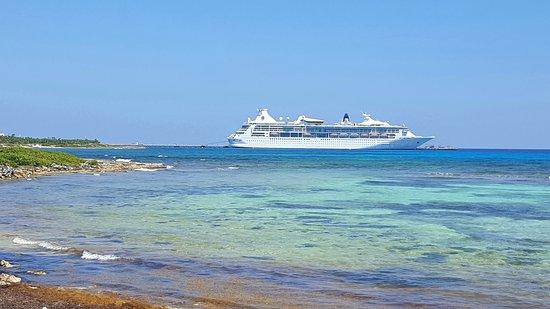 Rhapsody of the Seas: Costa Maya