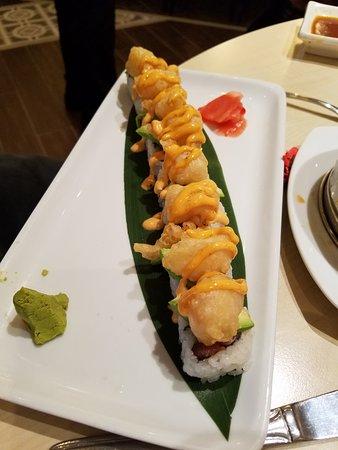 Norwegian Star: Sushi!
