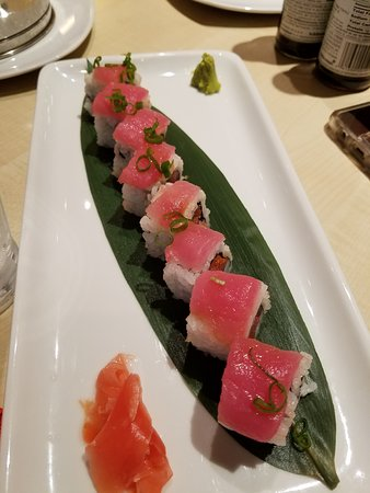 Norwegian Star: More sushi