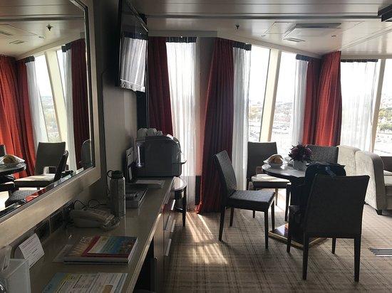 Norwegian Star: Suite