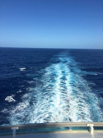 Explorer of the Seas: Best view