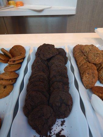 Island Princess: Cookies were the runner