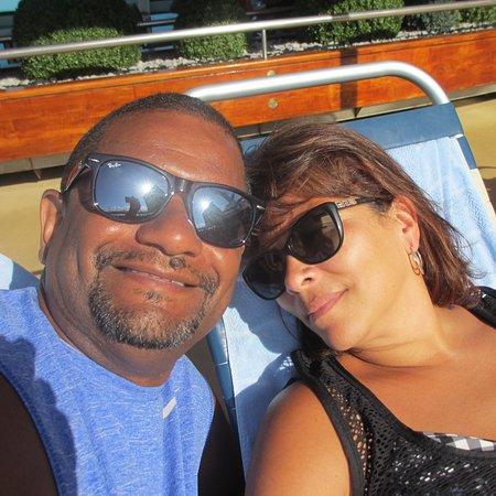Rhapsody of the Seas: Cruise Day!!!