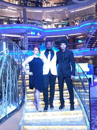 Enchantment of the Seas: Capitans Ball