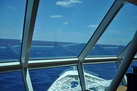 Rhapsody of the Seas: Cruising