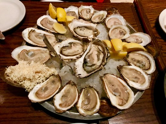 The Whalesbone Oyster House: My favourite, oysters, from four different provinces of Canada