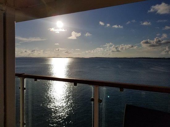 Norwegian Dawn: Balcony