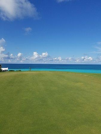 Norwegian Dawn: Royal Port Golf Course
