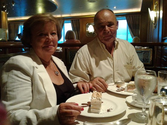 Star Princess: Portofino dining