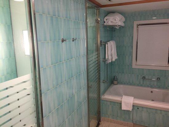 Norwegian Dawn: Bathroom Suite 10506
