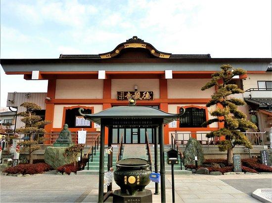 徳蔵寺 ピンポン寺